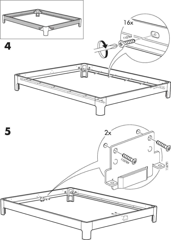 Bedienungsanleitung Ikea Vinstra Seite 7 Von 12 Dänisch Deutsch