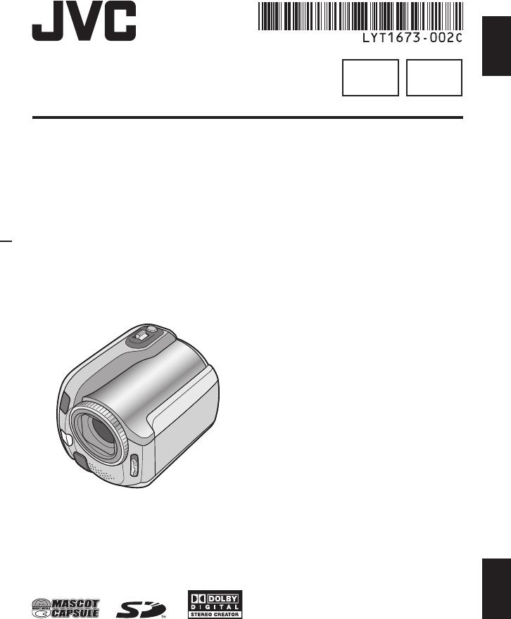 bedienungsanleitung jvc gz mg140e seite 1 von 120 deutsch holl ndisch. Black Bedroom Furniture Sets. Home Design Ideas