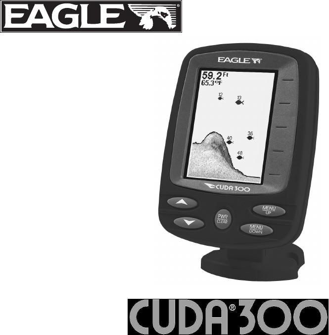 eagle cuda 300 bedienungsanleitung