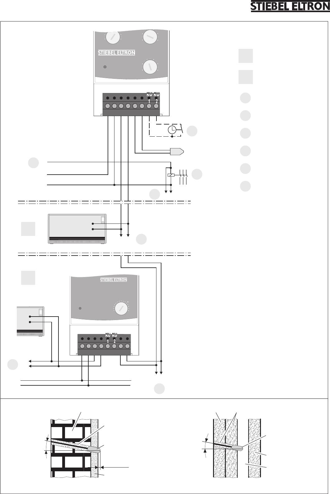 bedienungsanleitung stiebel eltron eas4 seite 5 von 8 deutsch. Black Bedroom Furniture Sets. Home Design Ideas