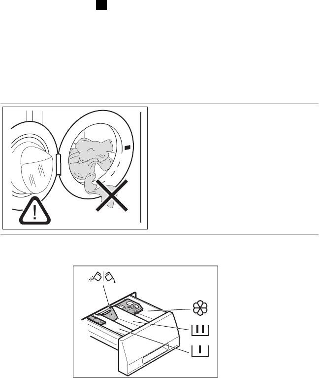 Bedienungsanleitung AEG Lavamat L 7147EXFL (Seite 16 von 40) (Deutsch)
