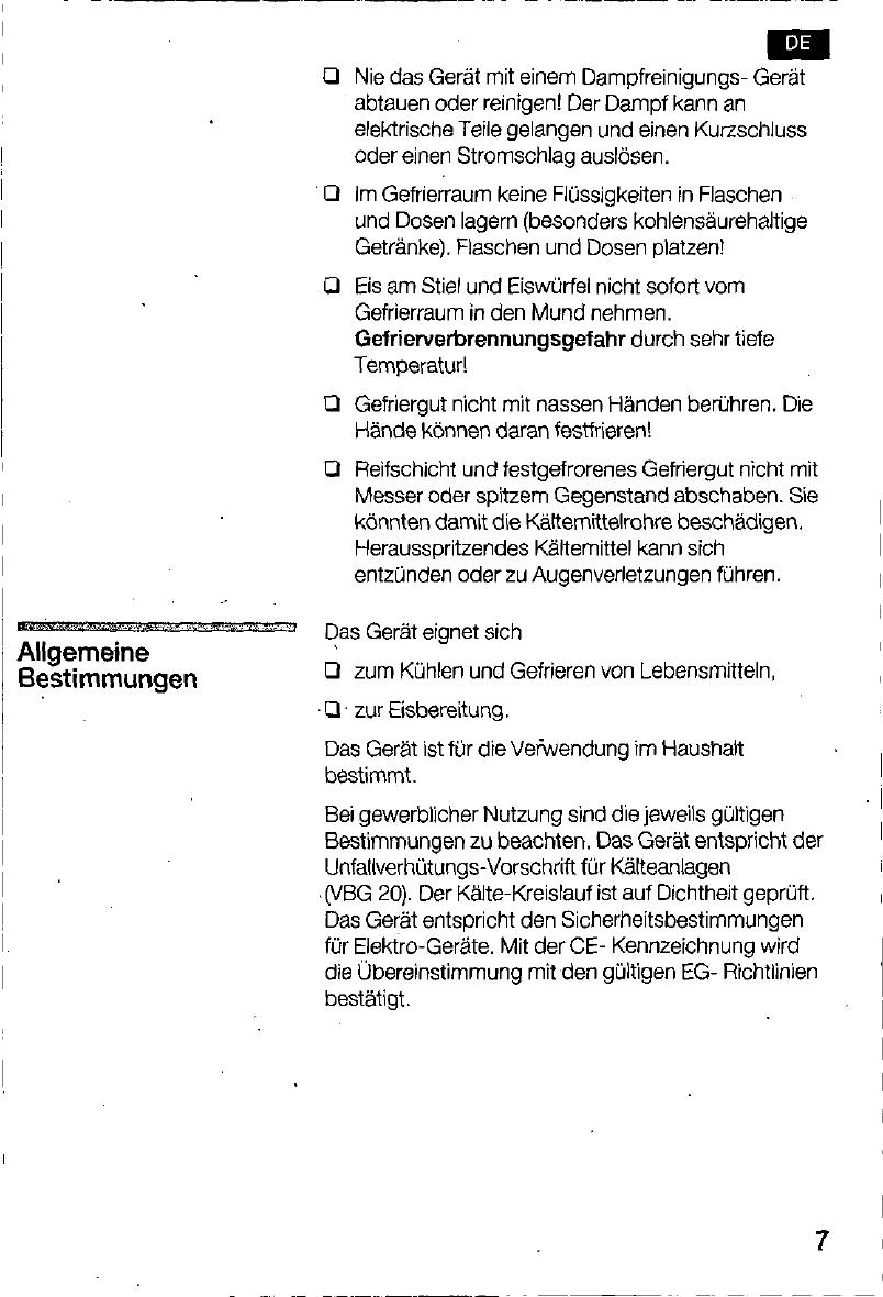 Bedienungsanleitung Siemens ki28va20ff (Seite 7 von 114) (Deutsch ...