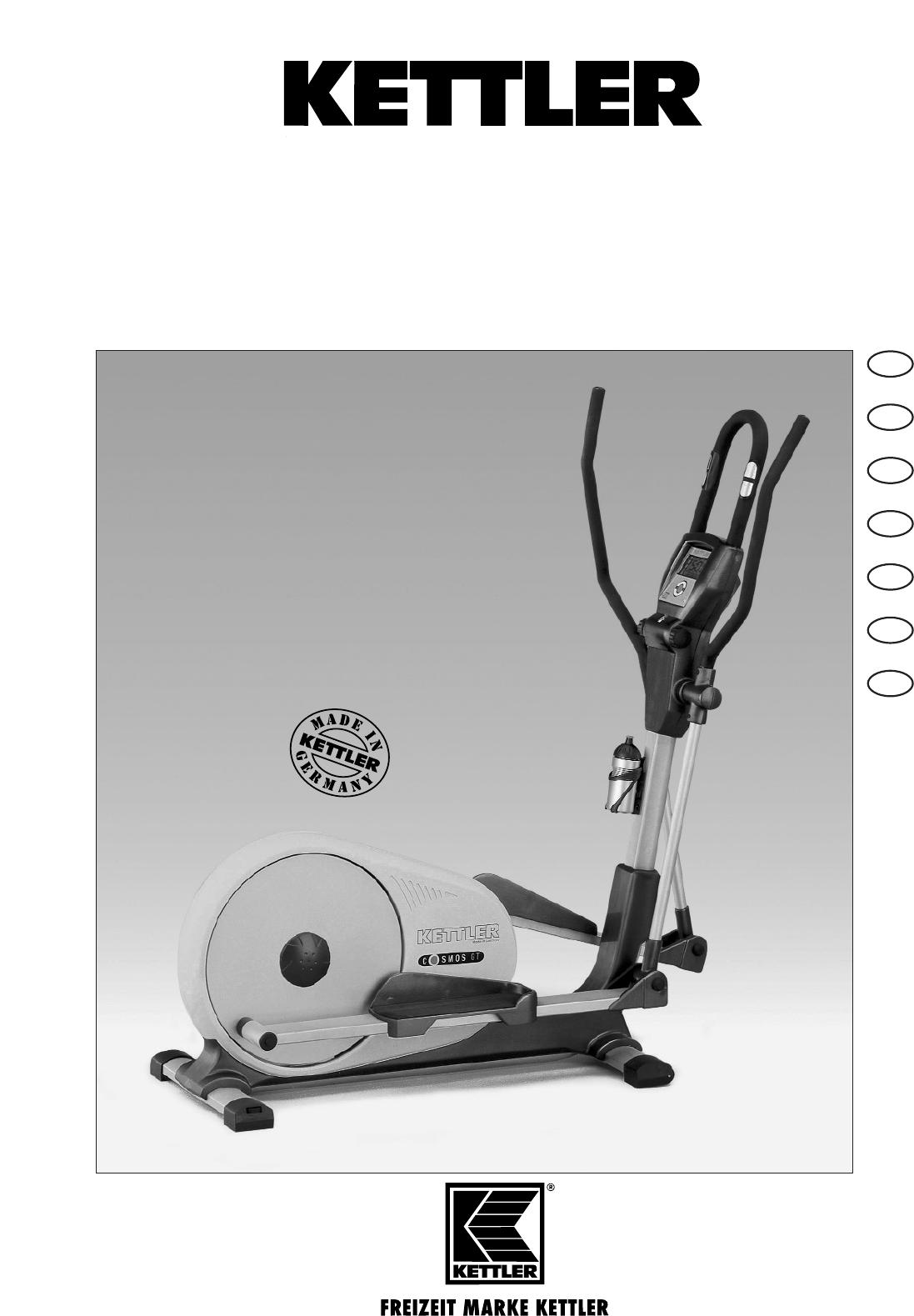 Antriebsriemen für Kettler Cosmos GT Crosstrainer Elegance 07858-000 // 07858-30 Fitness & Jogging Ausdauertraining