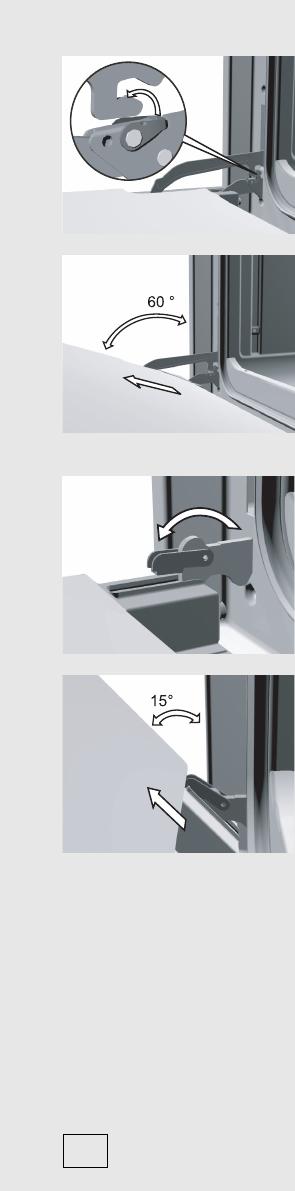 bedienungsanleitung gorenje bcp7558ax seite 48 von 60 deutsch. Black Bedroom Furniture Sets. Home Design Ideas