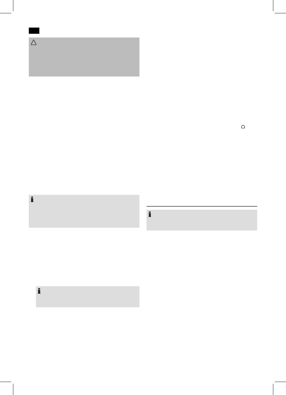 Bedienungsanleitung AEG KRC 4344 (Seite 6 von 58) (Deutsch, Englisch ...