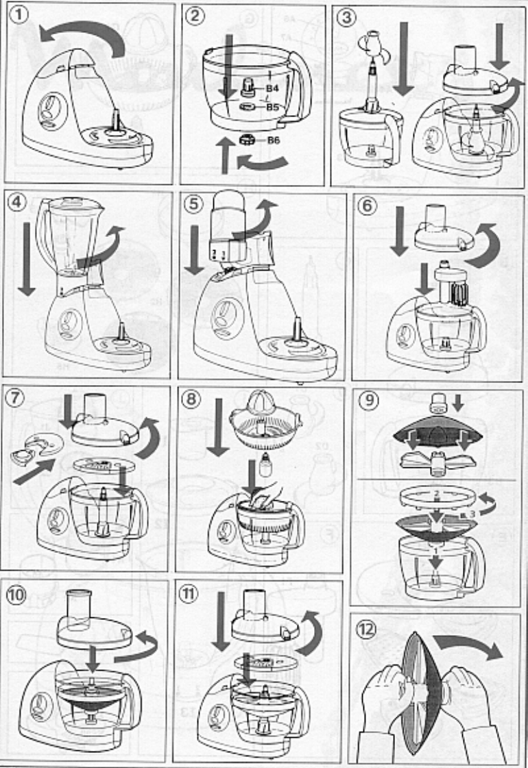 moulinex ovatio 2 manual pdf