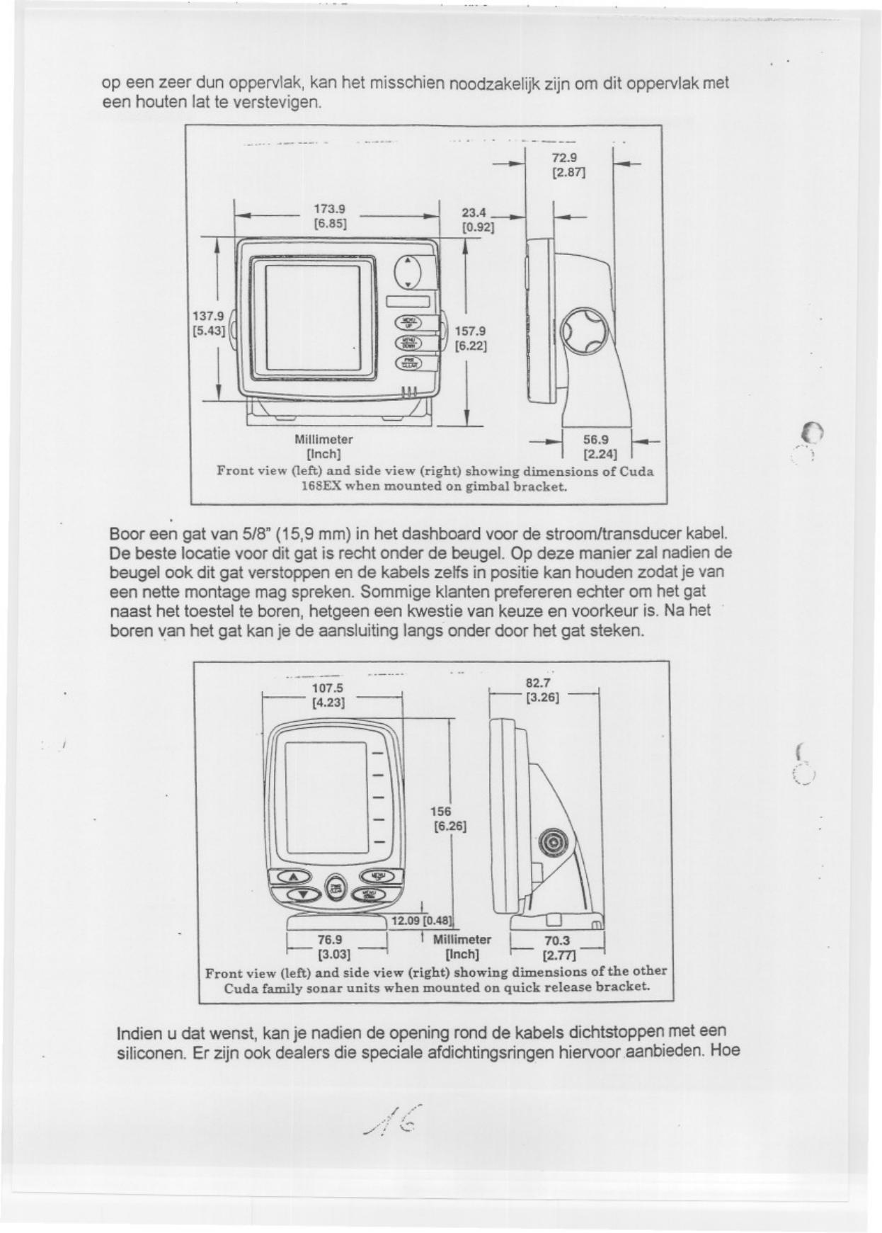 Bedienungsanleitung Eagle Cuda 168 Portable Fishfinder Seite 18 Von Transducer Wire Diagram Nchste