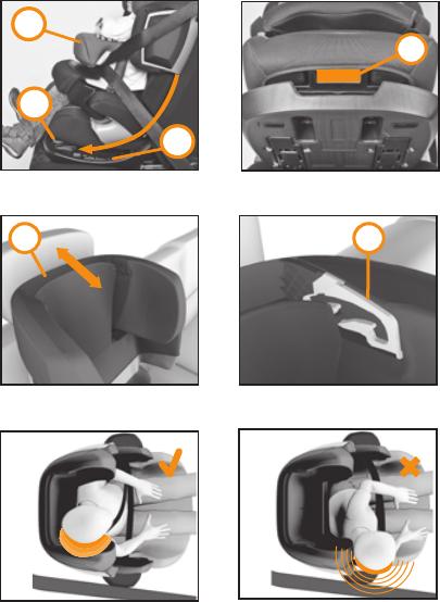 bedienungsanleitung cybex pallas 2 fix seite 16 von 82. Black Bedroom Furniture Sets. Home Design Ideas