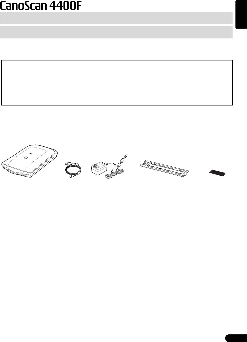 canoscan 4400f toolbox download windows 7