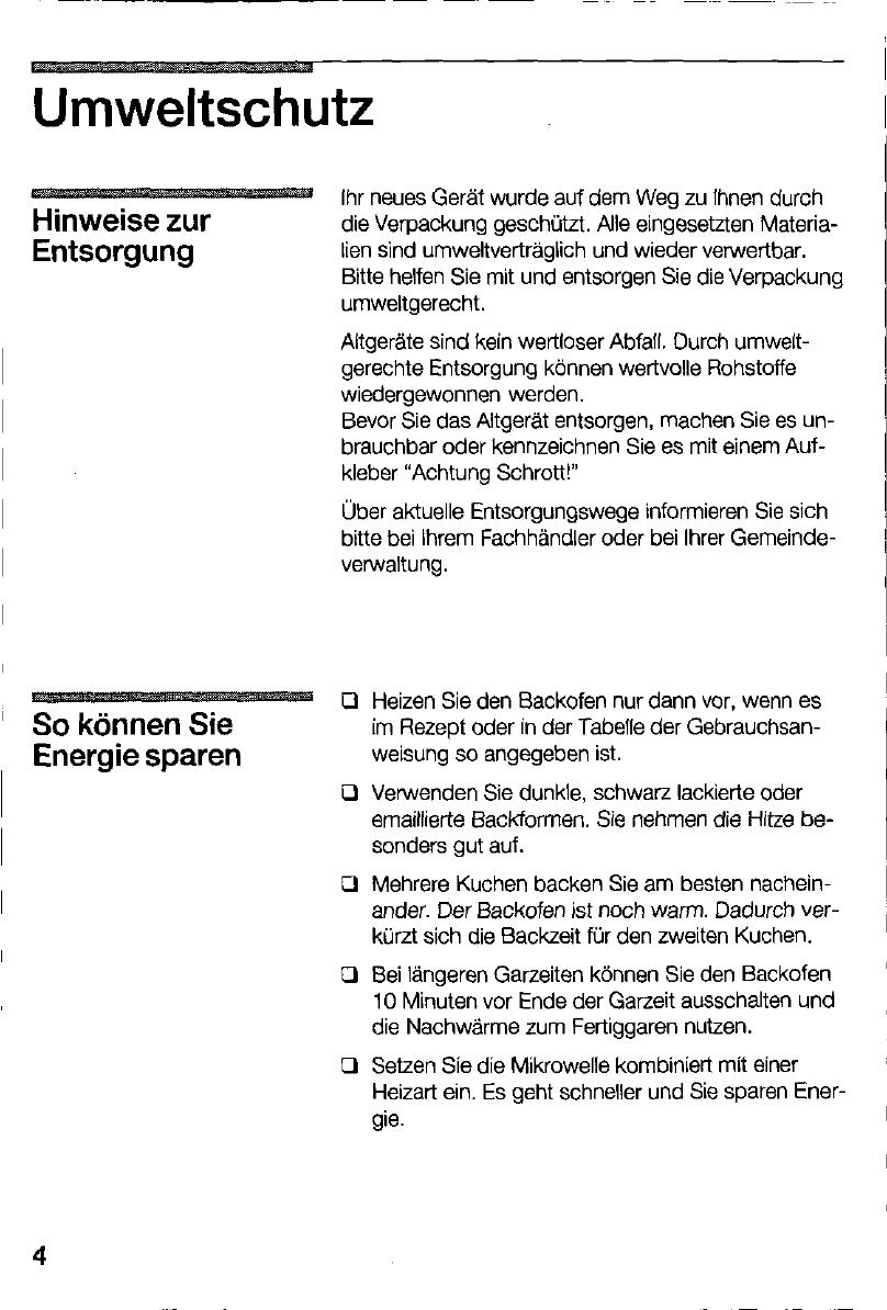 Bedienungsanleitung Bosch Hme 9765 Seite 4 Von 60 Deutsch