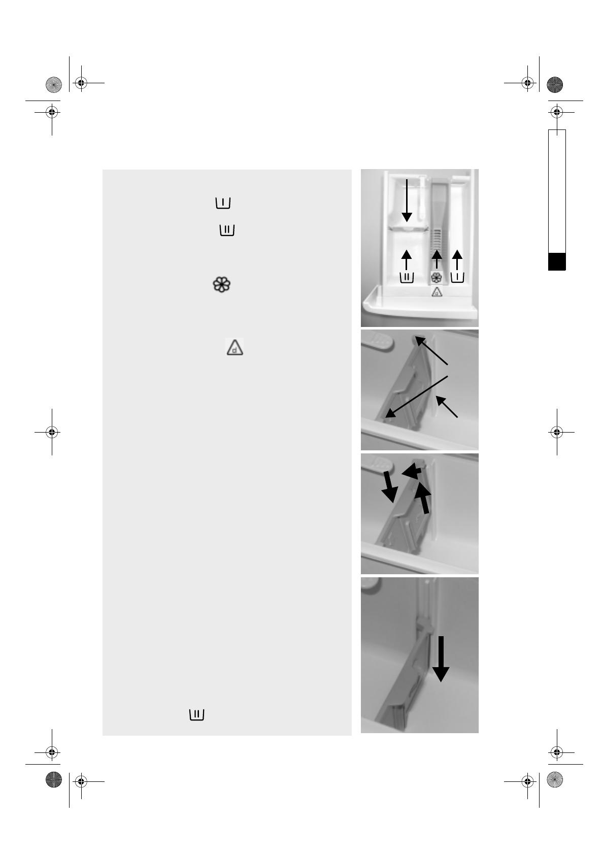 bedienungsanleitung bauknecht wak 12 seite 6 von 13 holl ndisch. Black Bedroom Furniture Sets. Home Design Ideas