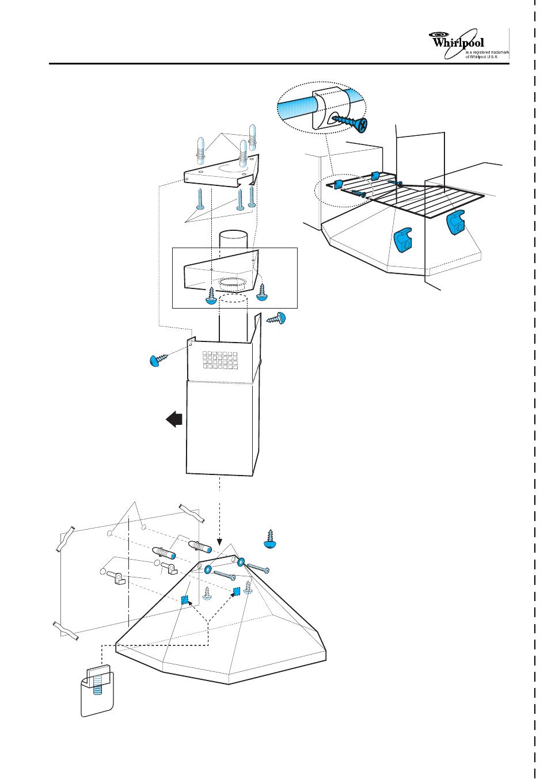 bedienungsanleitung whirlpool akg 969 ix seite 2 von 3 deutsch. Black Bedroom Furniture Sets. Home Design Ideas