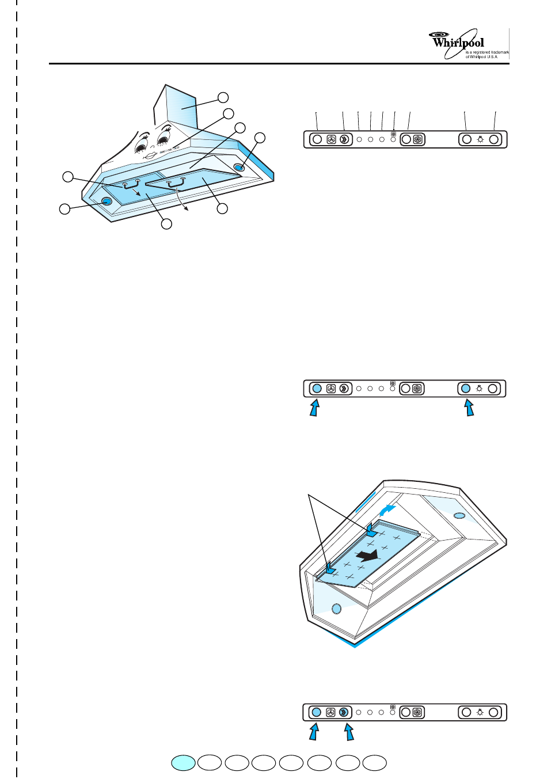 bedienungsanleitung whirlpool akg 969 ix seite 3 von 3 deutsch. Black Bedroom Furniture Sets. Home Design Ideas