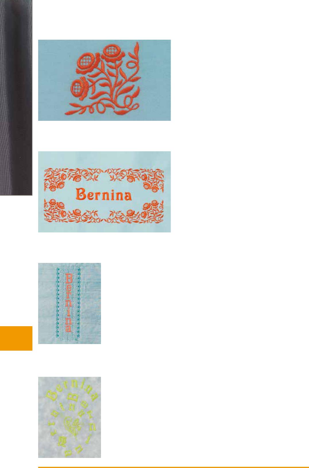 Bedienungsanleitung Bernina 820 (Seite 162 von 216) (Deutsch)
