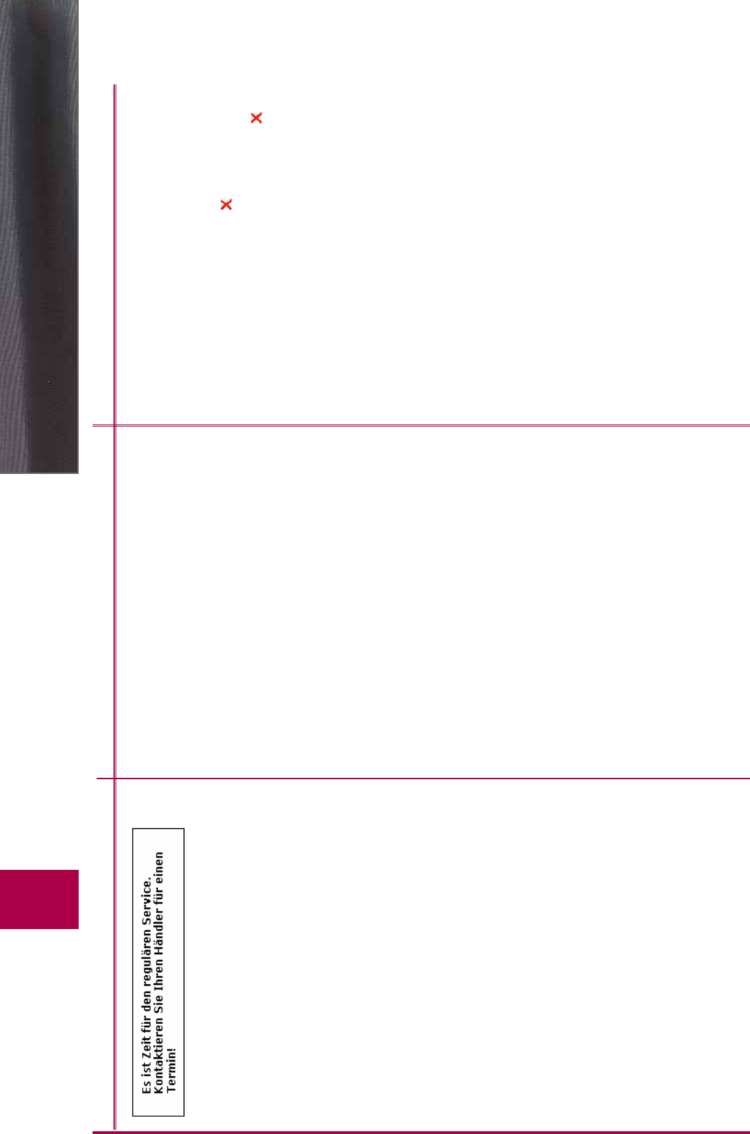 Bedienungsanleitung Bernina 830 (Seite 171 von 216) (Deutsch)