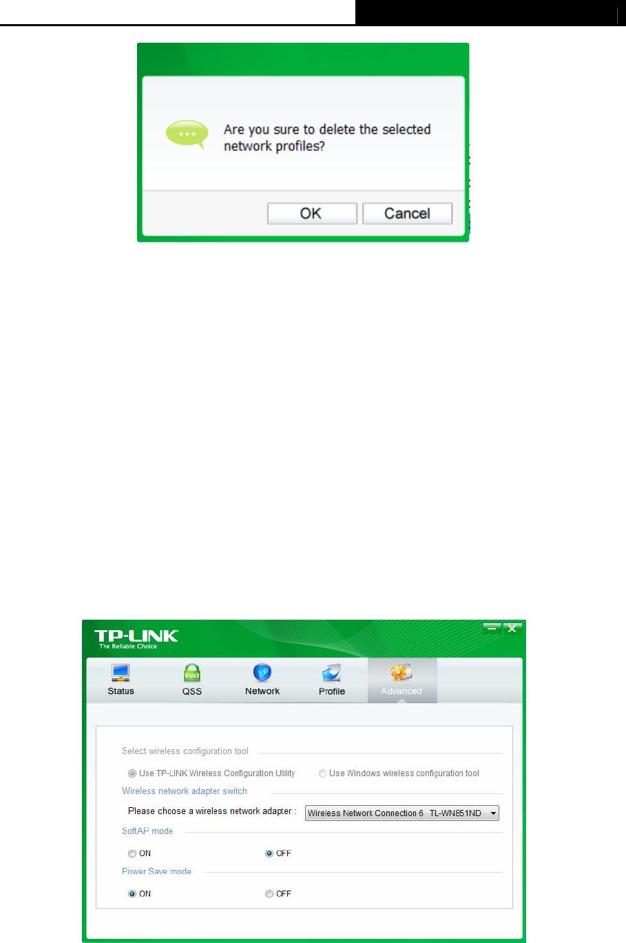 Bedienungsanleitung TP-LINK TL-WN851ND (Seite 31 von 39