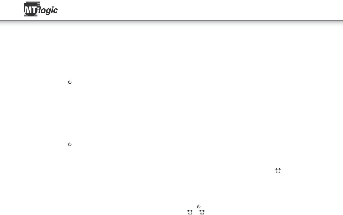 Bedienungsanleitung MT Logic CL-501MTB (Seite 18 von 32) (Deutsch ...