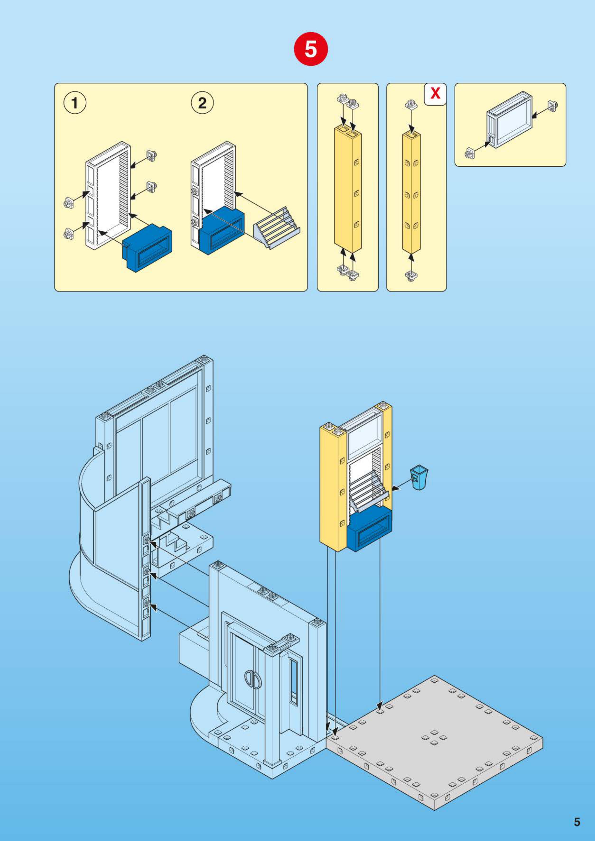 Playmobil Schule Anleitung
