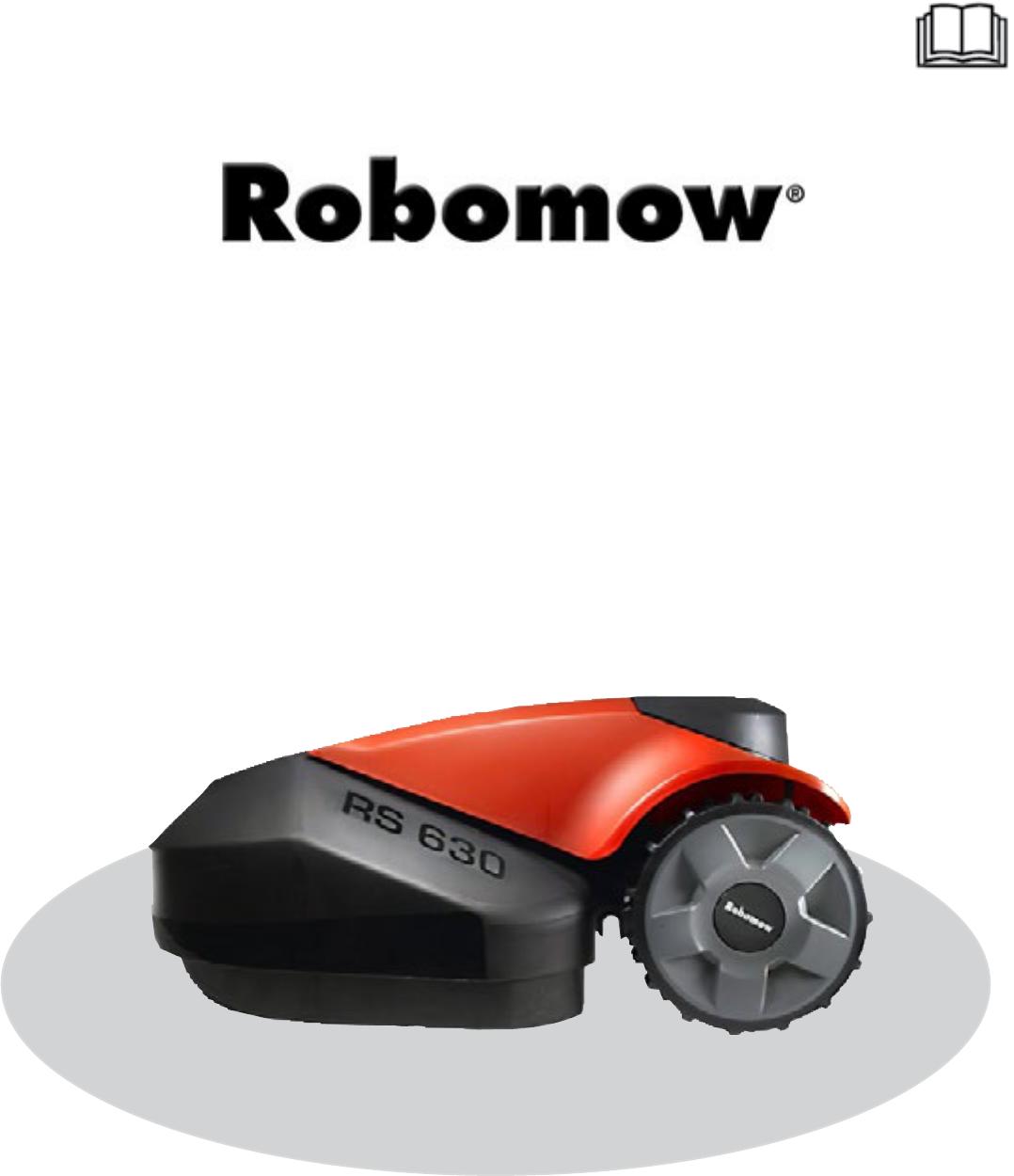 bedienungsanleitung robomow rs622 seite 1 von 54 holl ndisch. Black Bedroom Furniture Sets. Home Design Ideas