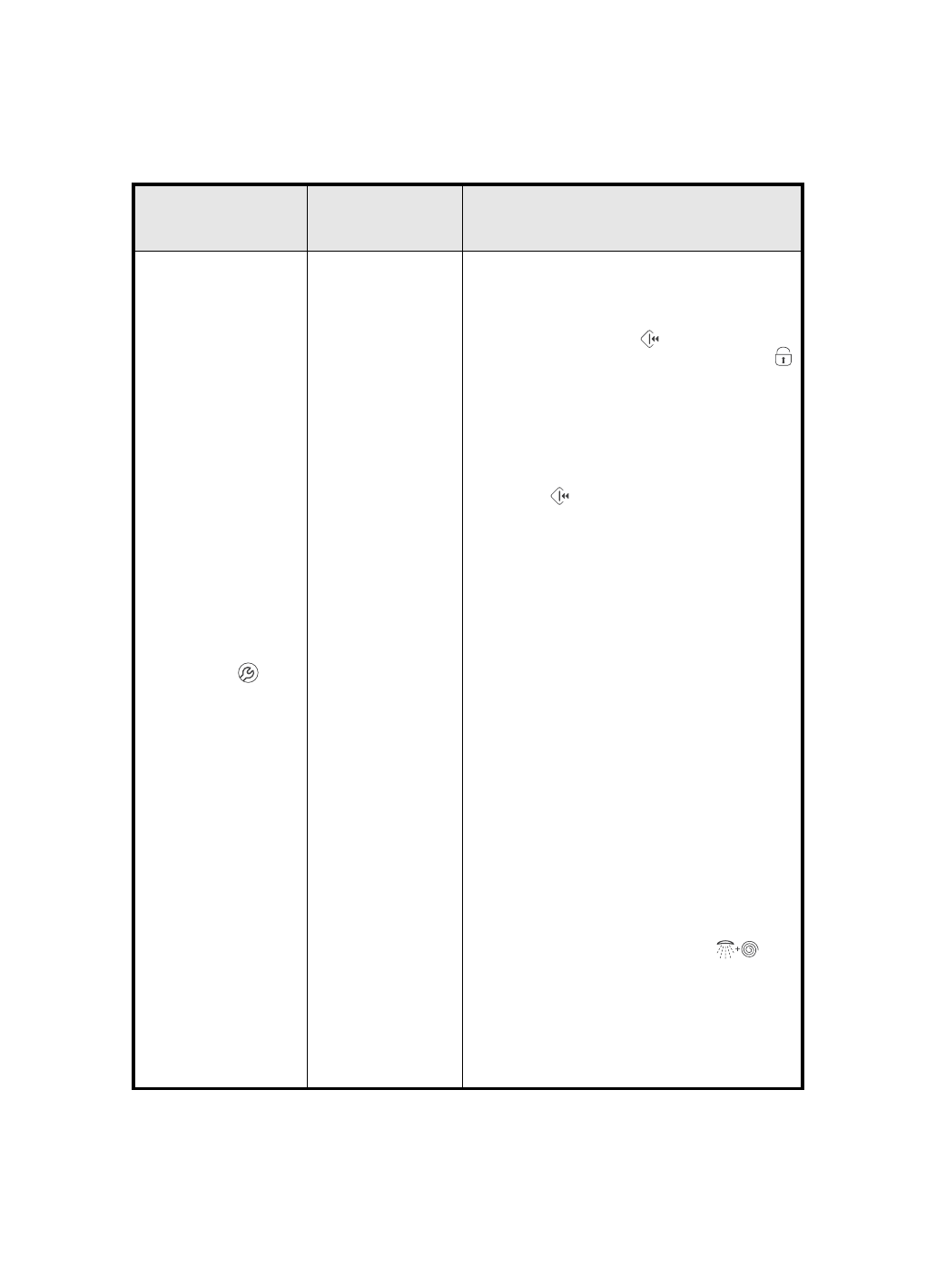 bedienungsanleitung bauknecht wat plus 511 di seite 14 von 18 deutsch. Black Bedroom Furniture Sets. Home Design Ideas