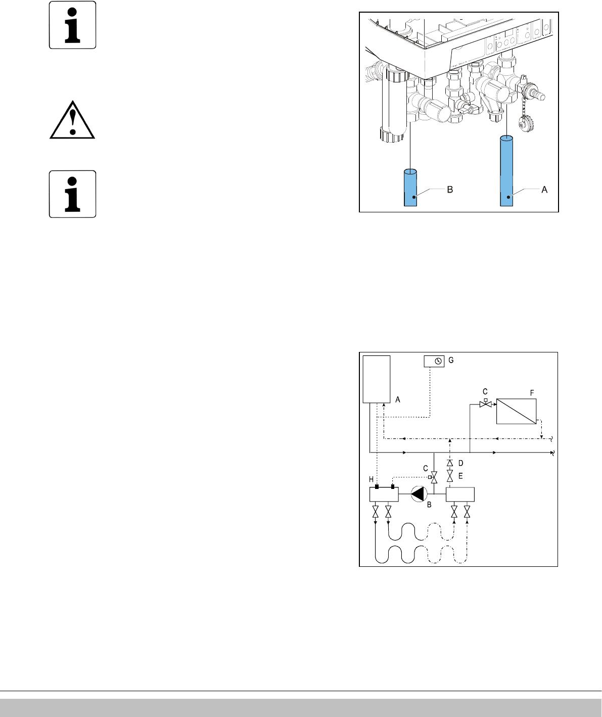 Bedienungsanleitung Intergas Kombi Kompakt HR 22+28 (tot 01-06 ...