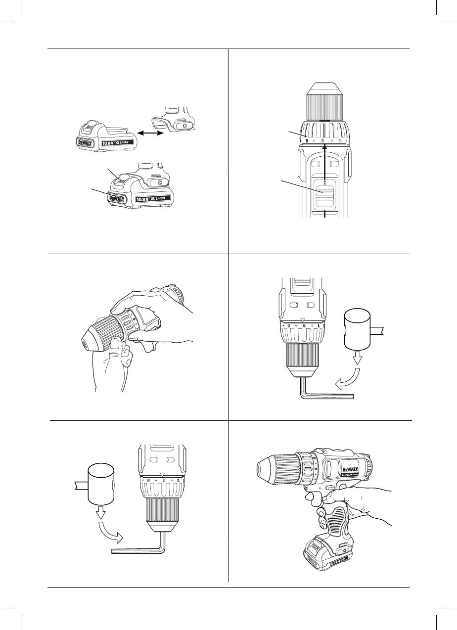 Motor Schalter DEWALT Für Bohrschrauber DCD710 T4 Ersatz Original