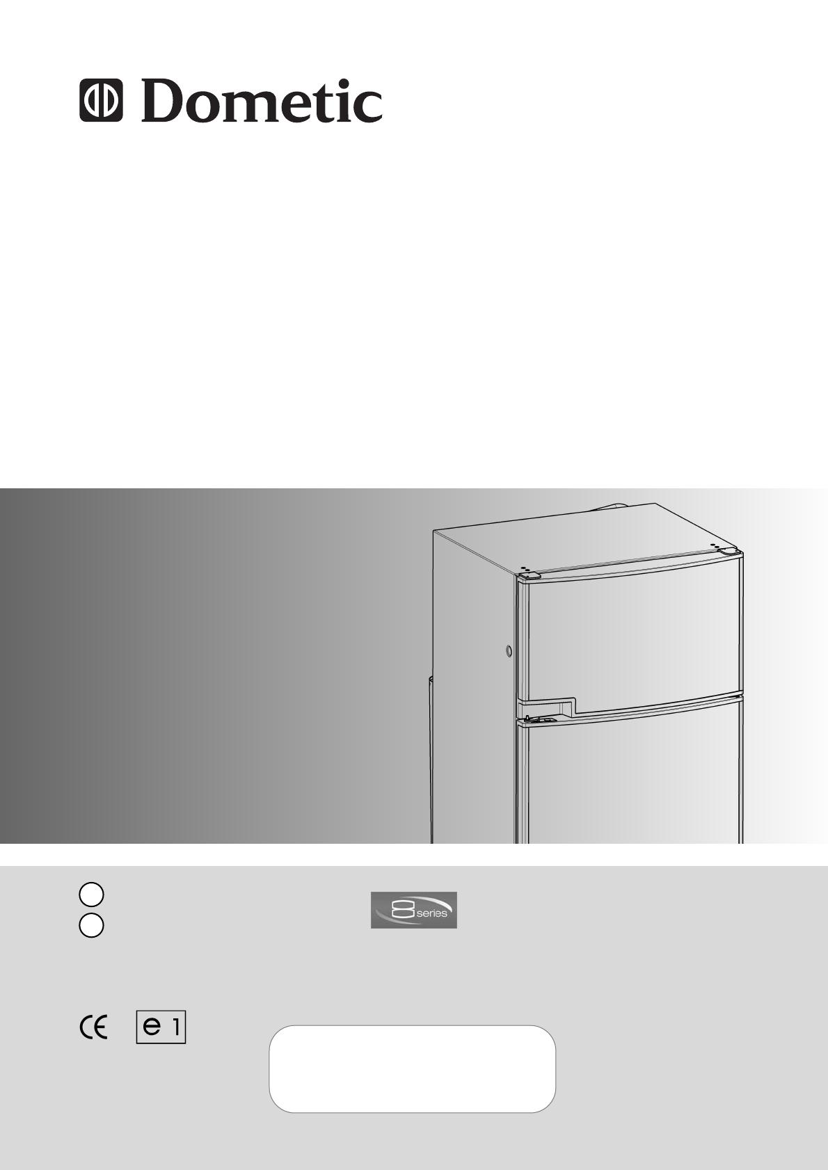 Bedienungsanleitung dometic rm 8505