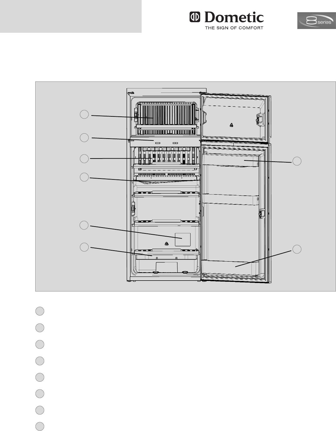 bedienungsanleitung dometic rmd 8505 seite 12 von 26. Black Bedroom Furniture Sets. Home Design Ideas