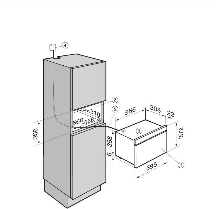 bedienungsanleitung miele dg 2350 seite 4 von 20 englisch. Black Bedroom Furniture Sets. Home Design Ideas