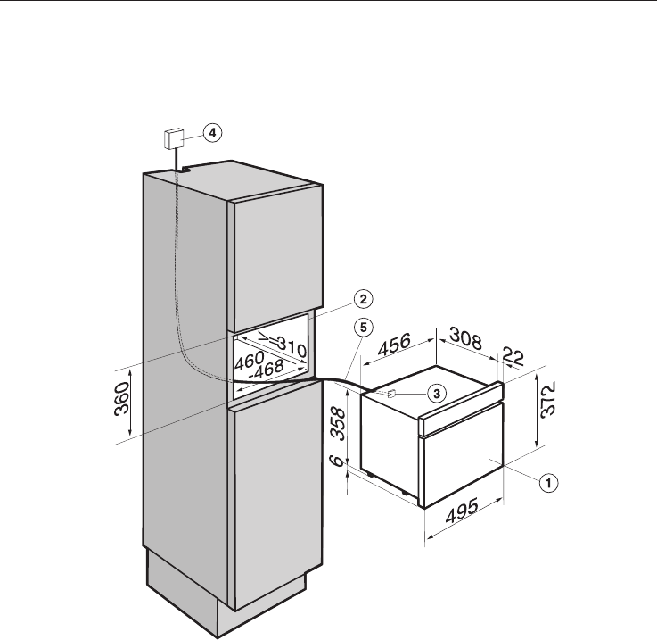 bedienungsanleitung miele dg 2650 seite 8 von 20 englisch. Black Bedroom Furniture Sets. Home Design Ideas