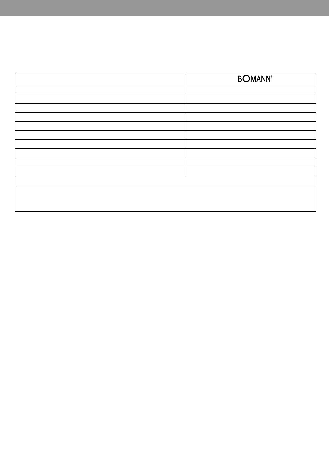 Bedienungsanleitung Bomann KG 272 (Seite 15 von 24) (Deutsch, Englisch)