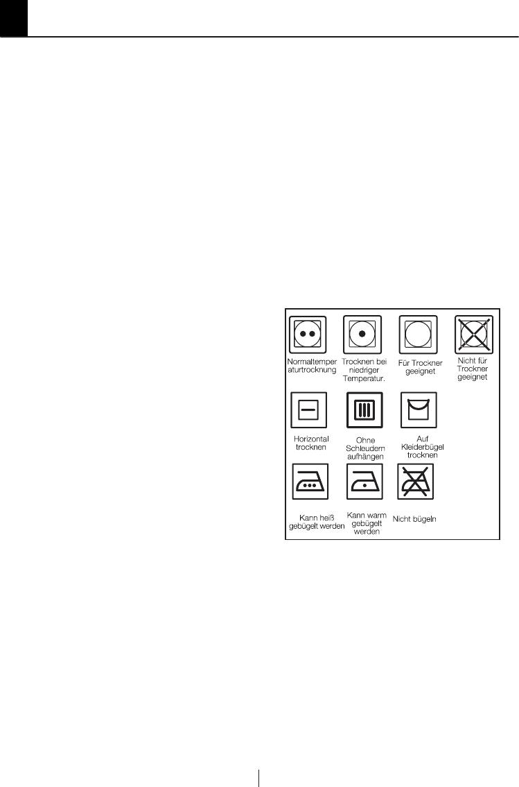 bedienungsanleitung beko dc 7130 seite 12 von 28 deutsch. Black Bedroom Furniture Sets. Home Design Ideas