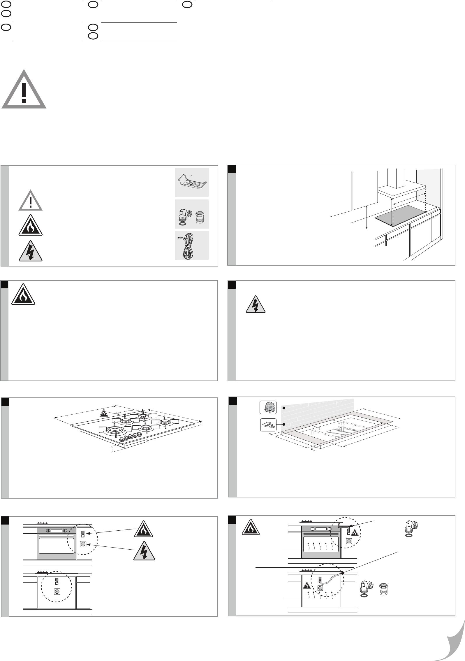 bedienungsanleitung atag hg3271mbb seite 1 von 2 d nisch deutsch englisch franz sisch. Black Bedroom Furniture Sets. Home Design Ideas