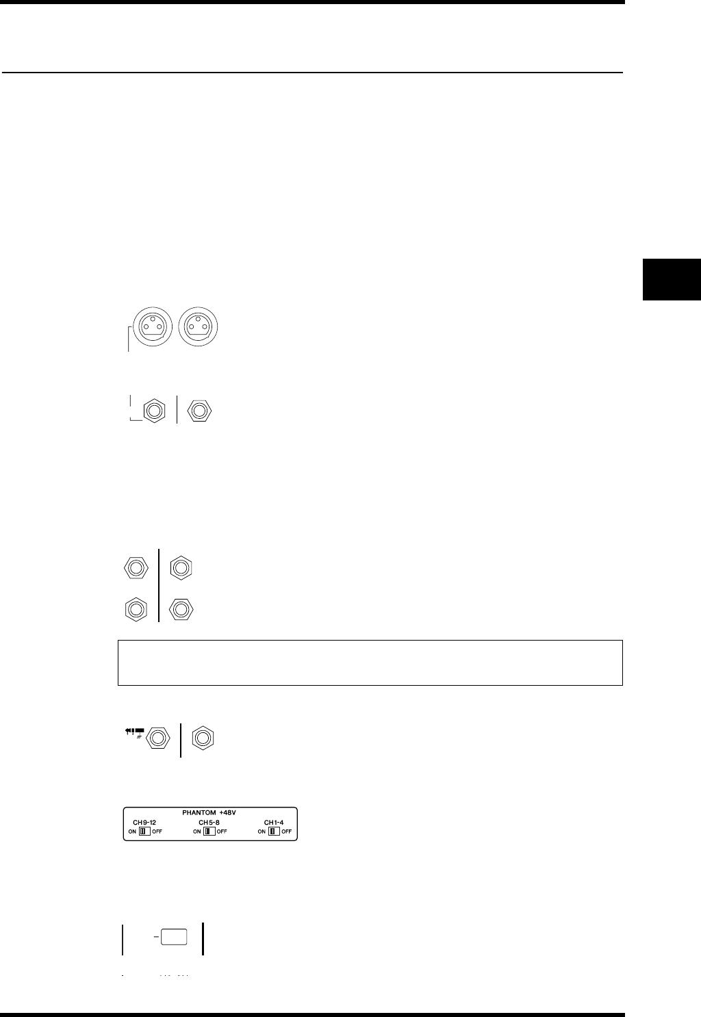 Bedienungsanleitung Yamaha 01v96 Seite 71 Von 334 Englisch Block Diagram Analog I O Digital 69