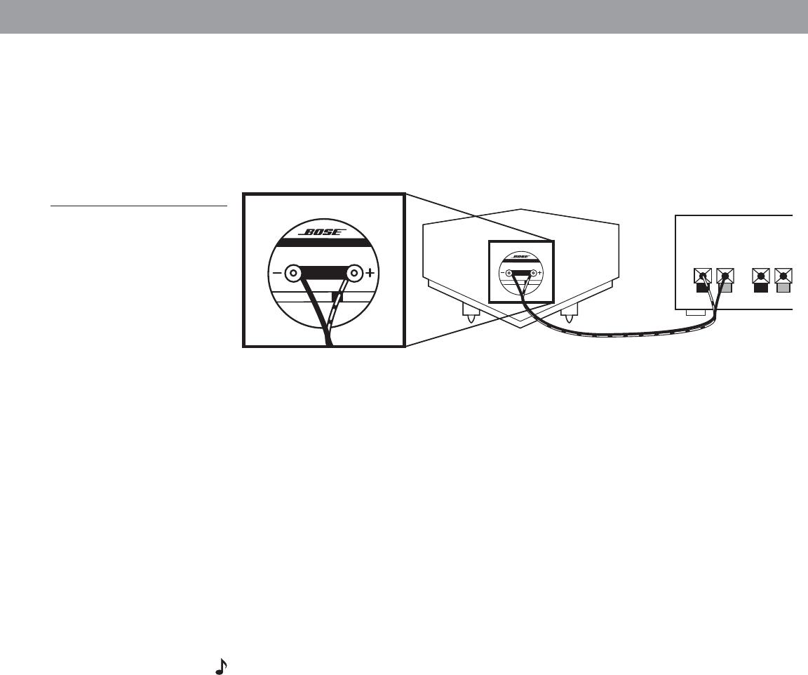 Bedienungsanleitung Bose 901 Series Vi Seite 9 Von 20 Deutsch Using Equalizer Wiring Diagram