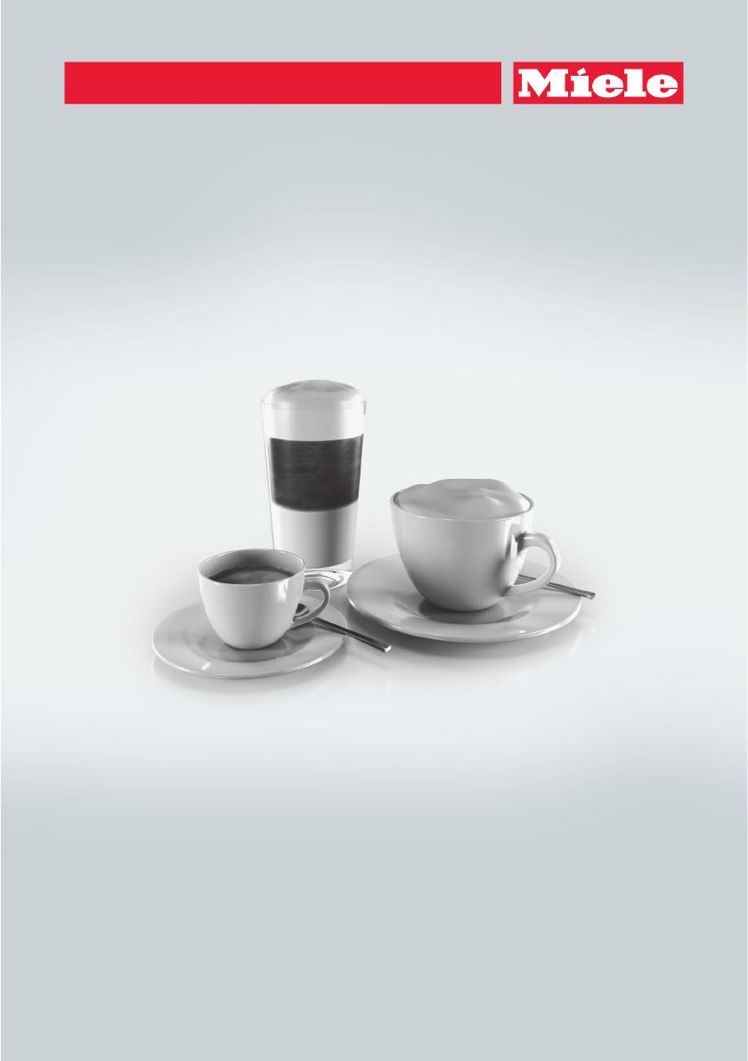bedienungsanleitung miele cm 6110 seite 1 von 80 holl ndisch. Black Bedroom Furniture Sets. Home Design Ideas