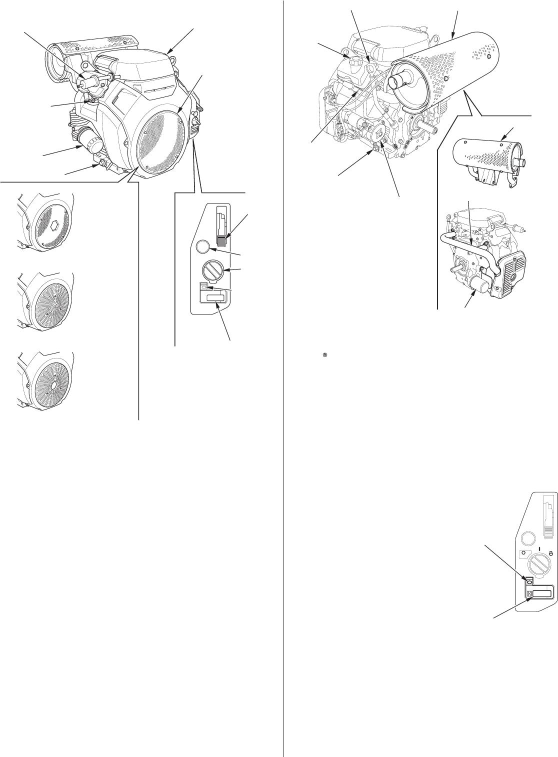 Bedienungsanleitung Honda Gx660 Seite 1 Von 60 Englisch Spanisch Gx690 Wiring Diagram English