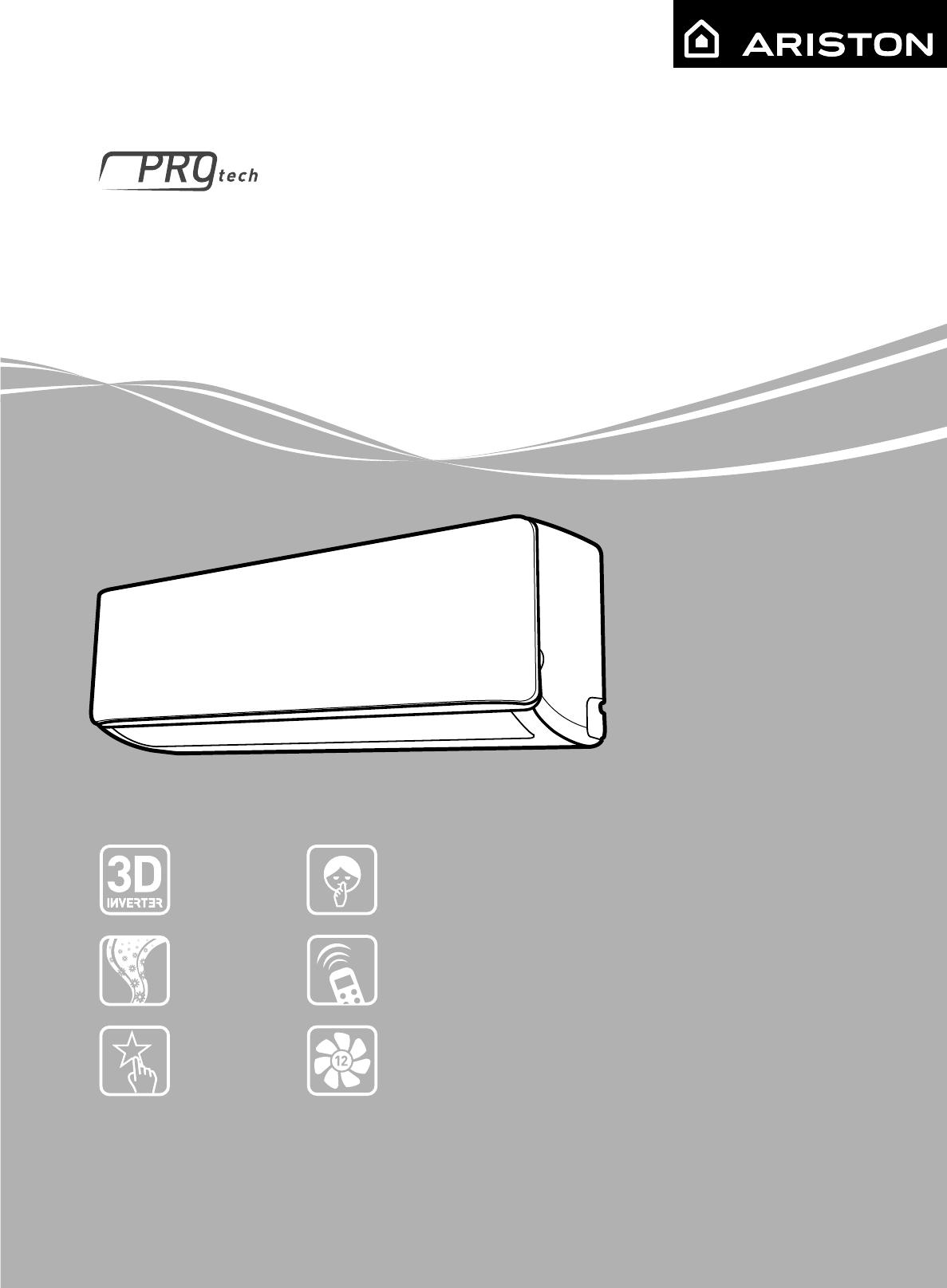 Bedienungsanleitung ariston aeres 50 xc8 i seite 1 von 48 for Caldaia ariston egis manuale d uso