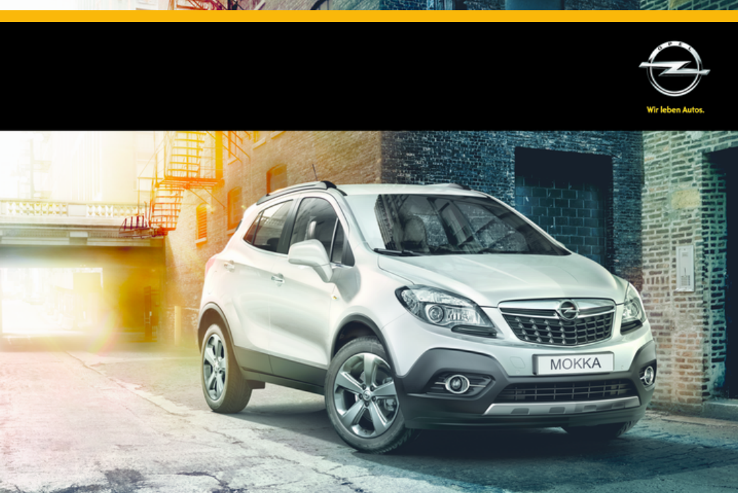 Bedienungsanleitung Opel Mokka 2014 (Seite 182 von 235) (Deutsch)