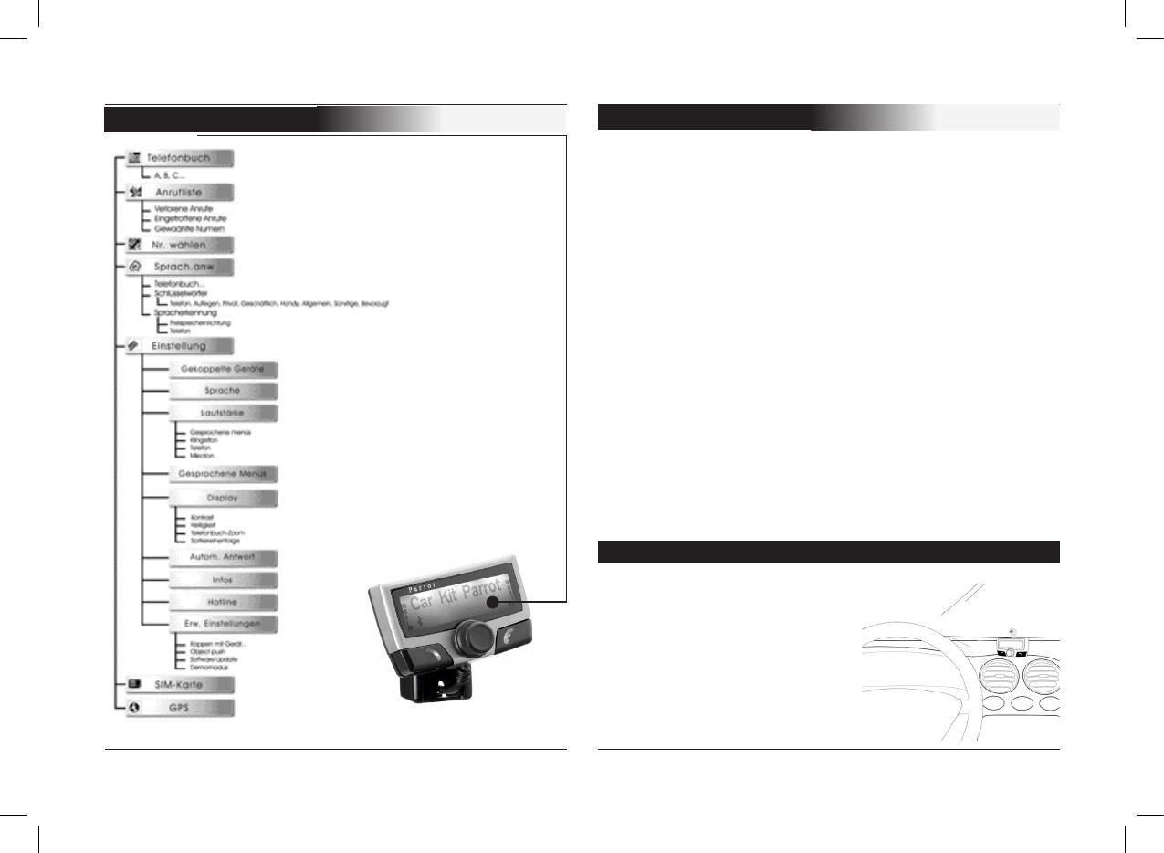 Bedienungsanleitung Parrot Ck 3100 Seite 58 Von 80 Deutsch Wiring Diagram Ck3100 Advanced Car Kit