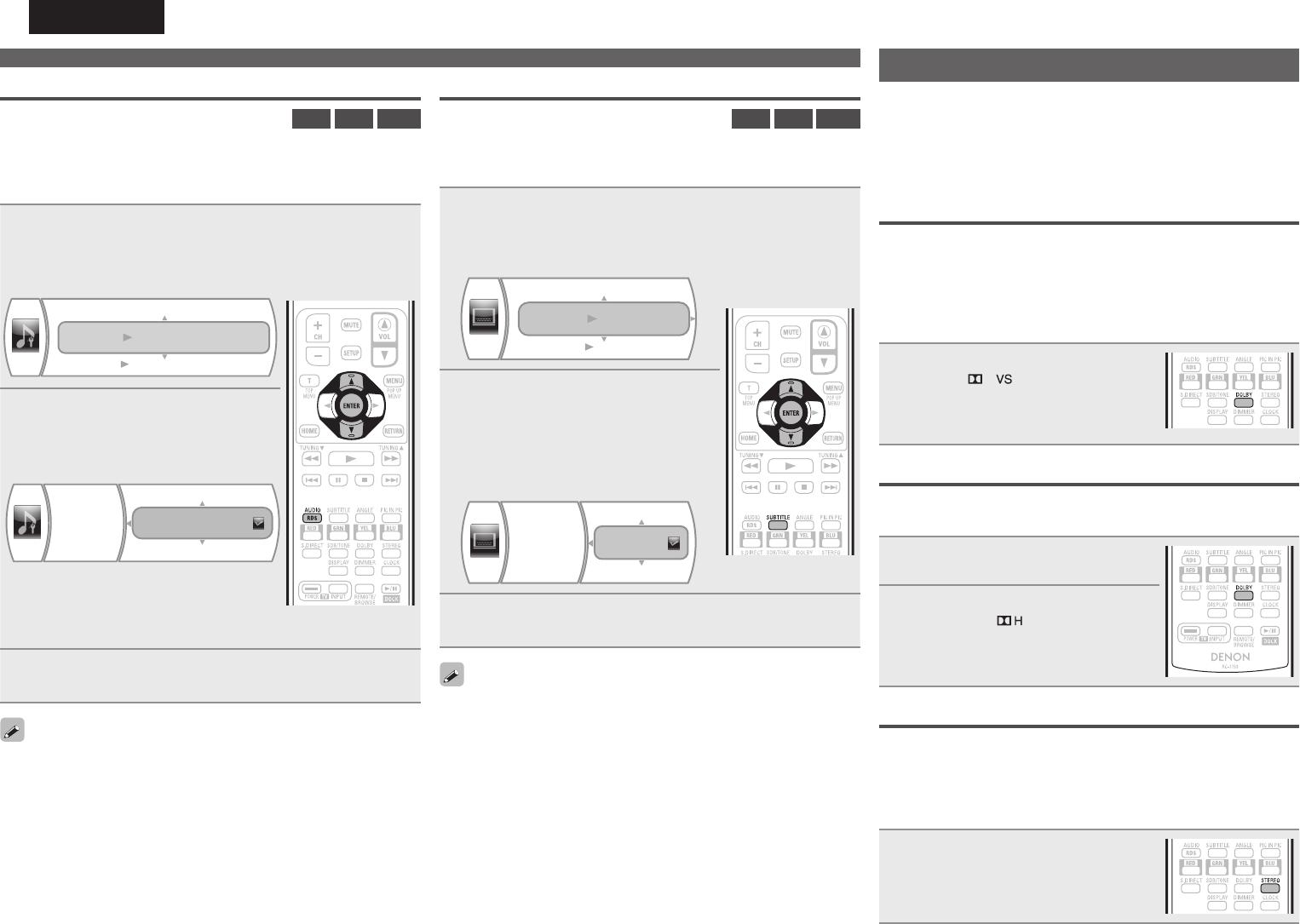 Bedienungsanleitung Denon RBD-X1000 (Seite 18 von 60) (Deutsch)