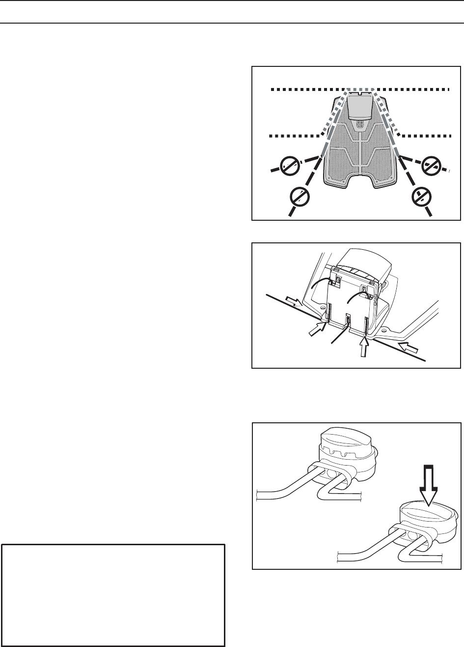 bedienungsanleitung husqvarna automower 220 ac seite 28 von 80 deutsch. Black Bedroom Furniture Sets. Home Design Ideas