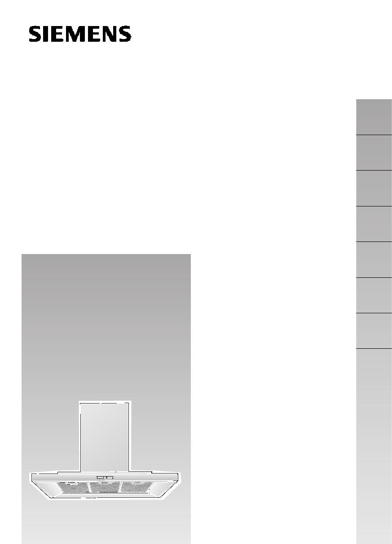 bedienungsanleitung siemens lc 66951 seite 1 von 100 deutsch englisch spanisch franz sisch. Black Bedroom Furniture Sets. Home Design Ideas