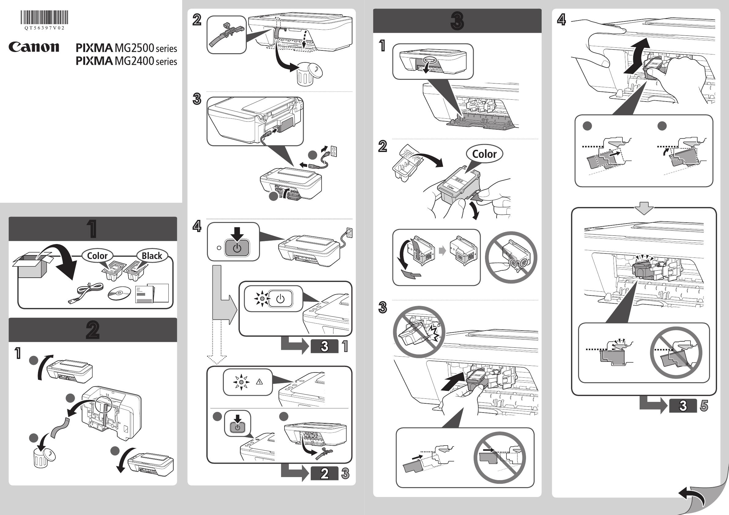Bedienungsanleitung Canon PIXMA MG200 Seite 200 von 20 Alle Sprachen