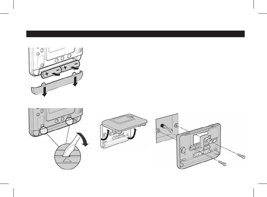 Bedienungsanleitung Honeywell THR870CBG - Homexpert (Seite 19 von 34 ...