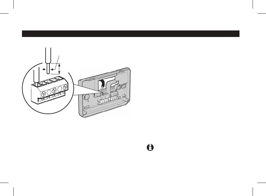 Bedienungsanleitung Honeywell THR870CBG - Homexpert (Seite 20 von 34 ...