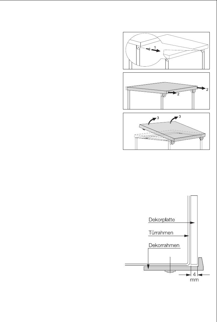 Bedienungsanleitung AEG Favorit 44060 i (Seite 37 von 52) (Deutsch)