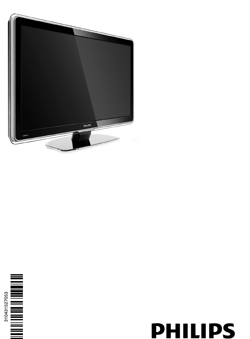 manual tv philips lcd 32